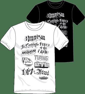 Super Strains T-shirt
